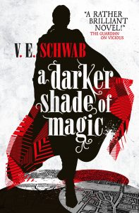 a darker shade of magic by victoria schwab cover