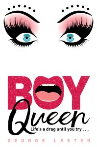 Boy Queen by George Lester Cover
