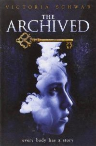 The Archived by Victoria Schwab Cover